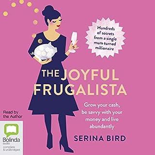 The Joyful Frugalista cover art