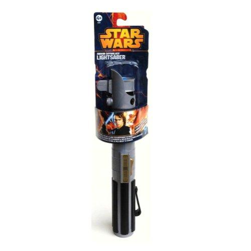 Hasbro STAR WARS Basic Sabre Laser ANAKIN SKYWALKER bleu
