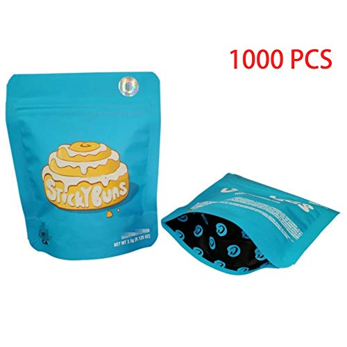 Keksbeutel Deodorant Cali Bag SF Polyester Folienbeutel Heimdekoration (Farbe: F, Größe: 1000 Stück)