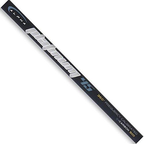 Alpha Platinum 45 Ultra Lightweight Wood Shaft .335' Tip (S, R, A, LL-flexes) -...