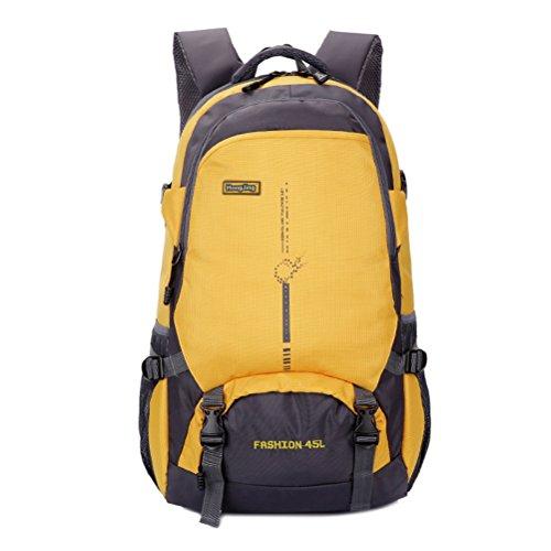 登山リュック25l 防撥水 レディース メンズ兼用、男女兼用 リュックサックバックパック 人気 アウトドアザック 旅行 ハイキング クライミング 避難 キャンプ