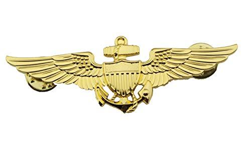 US Navy Marines Aviator Pilot Wing Pin