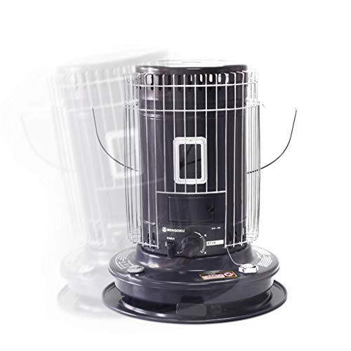 ZL Tranquillo Giardino di casa Cherosene Patio riscaldatore for Esterni e Interni, Tip-Over spento Cherosene Cortile Giardino Patio Heater, Cassa in A