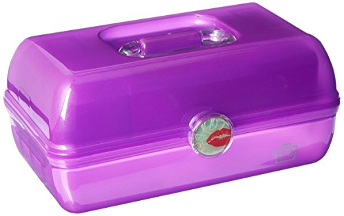 Caboodles On the Go Girl Classic Case, Purple, 2.4 Pound (562600)