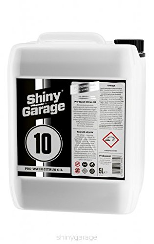 Shiny Garage Vorreiniger Pre-Wash Citrus Oil 5L