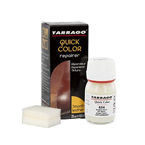 Tarrago Quick 25ml, Pinturas y tintes Unisex Adulto, Gris (Off White 654), 20 mL