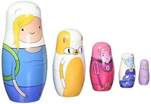 Adventure Time - Set poupées russes Fionna & Cake EE Exclusive 15 cm