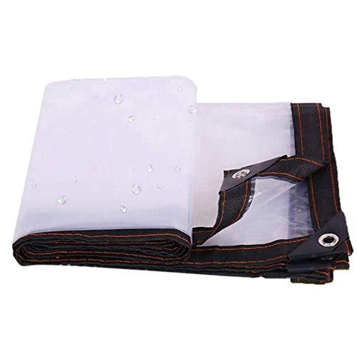 QI-CHE-Yim Waterdichte doek voor buiten, waterdicht, zonwerend zeildoek, dik plastic en vrachtwagen, olie-zeildoek, zonwering, luifel, doek, isolatie