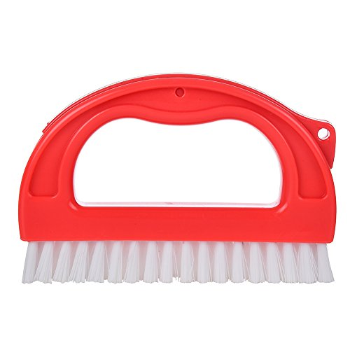 ALINK Grout Brush Cleaner, Marble/Bath/ Stone Tile Grout Cleaning Scrubber for Shower, Floors, Bathroom, Window Track and Kitchen