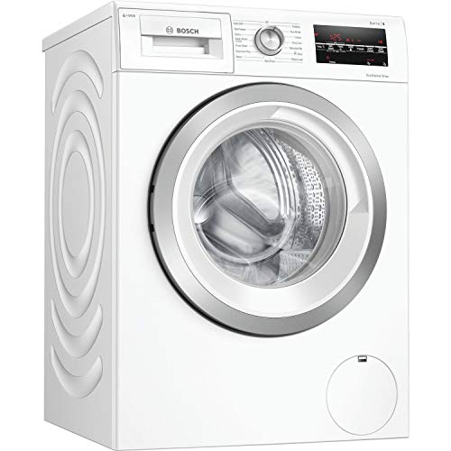 Bosch WAU28S80GB Serie 6 8kg 1400rpm Freestanding Washing Machine with i-Dos - White