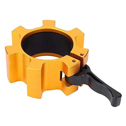 Lopbinte Barra de aleación de aluminio con cierre de hebilla para barra de levantamiento de pesas