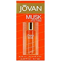 Jovan Musk Perfume Oil, 1er Pack (1 x 9.7 ml)