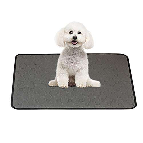 Reusable Pee Pad for Dogs Waterproof Washable Pet Training Pads Leakproof Housebreaking Absorption Whelping Pads for Dogs Pet Car Seat Covers Incontinence Potty Mat for Puppy