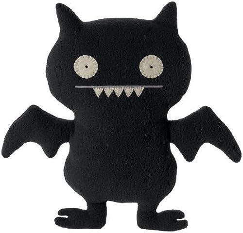 nueva gama alta exclusiva Uglydoll Icebat Little Ugly 7 inch Soft Toy Toy Toy Doll (negro) by Ugly Dolls  ganancia cero