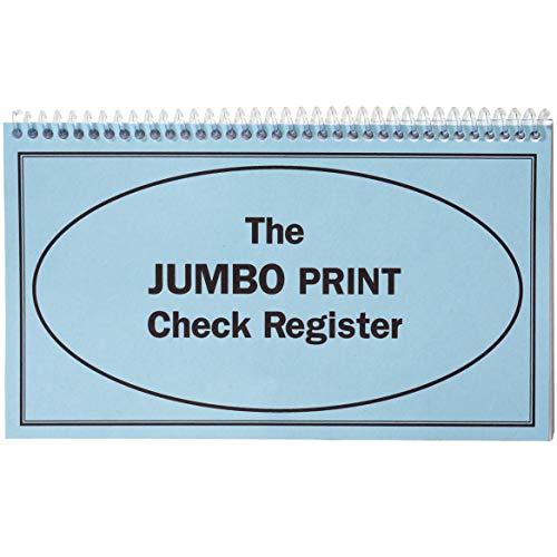 WalterDrake Large Print Check Register