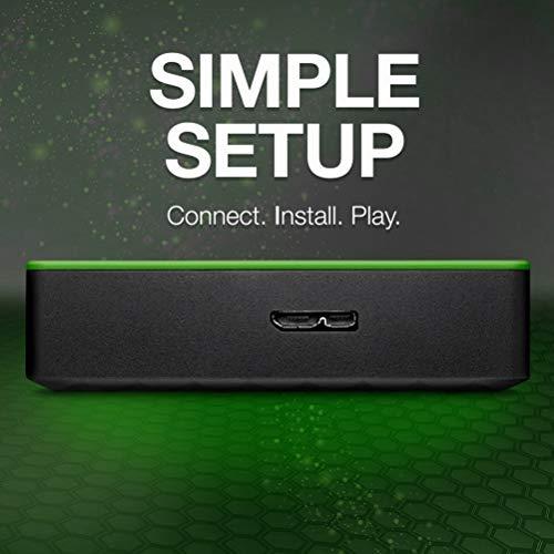 Seagate Game Drive for Xbox 2TB Green (STEA2000403)