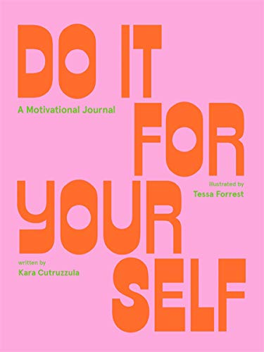 Compare Textbook Prices for Do It For Yourself Guided Journal: A Motivational Journal  ISBN 9781419743467 by Cutruzzula, Kara,Forrest, Tessa