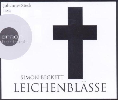 Leichenblässe (Hörbestseller) von Beckett. Simon (2011) Audio CD