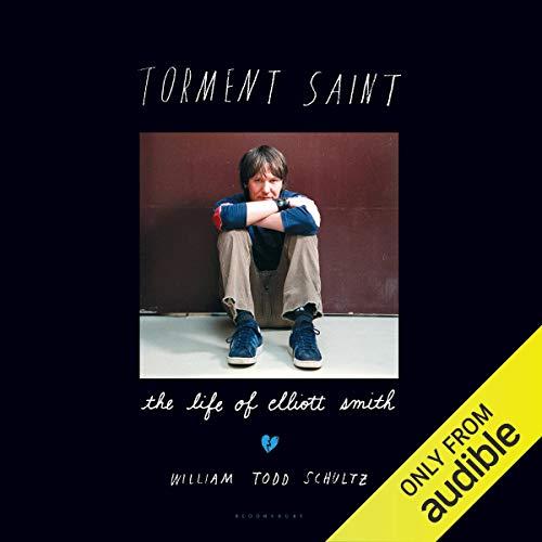 Torment Saint audiobook cover art