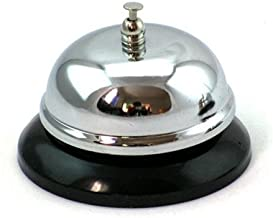 VMP Manual Push and Press Call Bell with Adjustable Ring Voice