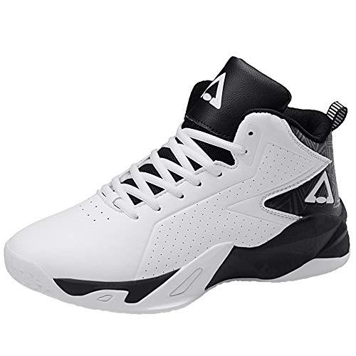 Willsky Botas De Baloncesto para Hombre, Zapatillas De Deporte De Baloncesto De...
