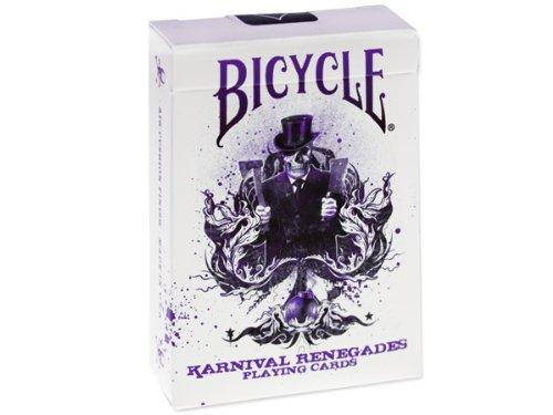 Jeu Bicycle Karnival Renegades (US Playing Card Company)