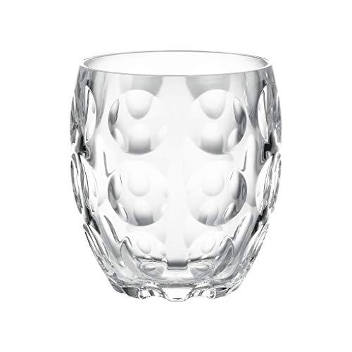 Guzzini Bicchiere Venice, Trasparente, Ø7.8 x h9.4 cm