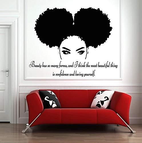 Cita Mujer Increíble Africana Tribal Arte Hermosa Chica Africana