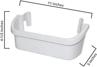 GENUINE Frigidaire 240367301 Freezer Door Shelf Bin White