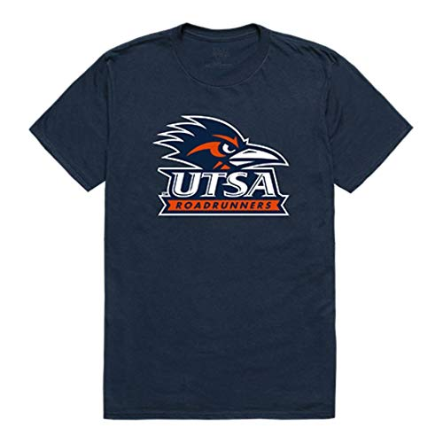 UTSA University of Texas at San Antonio Roadrunners Freshman Tee T-Shirt Navy Medium