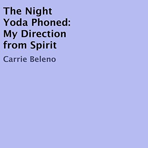 The Night Yoda Phoned audiobook cover art