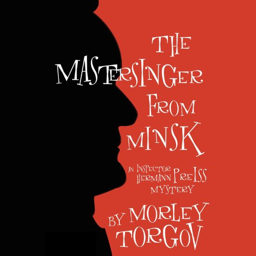 The Mastersinger from Minsk audiobook cover art
