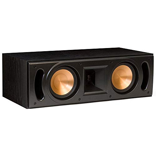 Klipsch RC-52II BK Center channel speaker