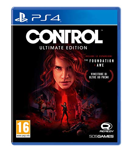 Control Ultimate Edition - Ultimate - PlayStation 4