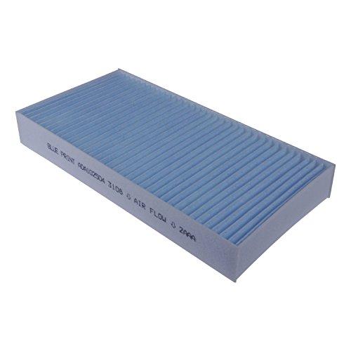 Blue Print ADA102504 Innenraumfilter / Pollenfilter , 1 Stück