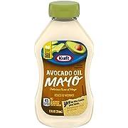 Kraft Mayo Avocado Oil Mayonnaise (12 oz Bottle)