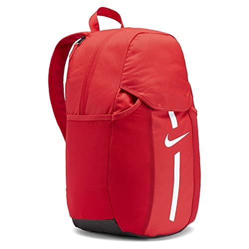 Nike, Academy Team, Sac À Dos Universite Rouge/Noir/Blanc