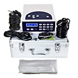 iMeshbean Ionic Ion Detox Foot Bath Aqua Spa Cleanse Machine with 2 Arrays LCD DisplayM#02 USA
