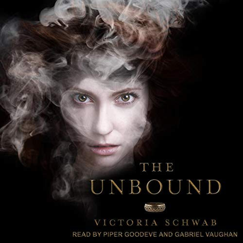 The Unbound audiobook cover art
