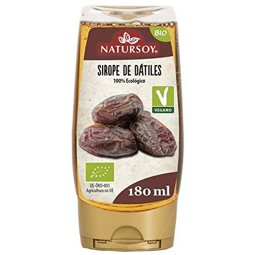 Sirope de dátil Natursoy, 250 g