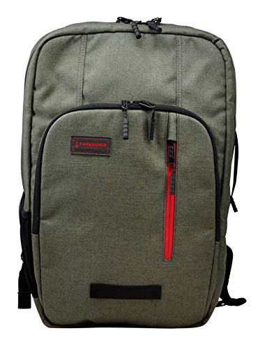 Timbuk2 Uptown Laptop Travel-Friendly Backpack, Gunmetal Tundra, One Size