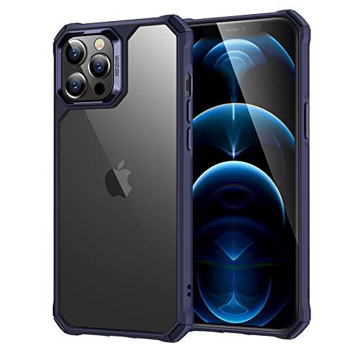 ESR Air Armor Case Compatible with iPhone 12 Case/Compatible with iPhone 12 Pro Case (2020)...