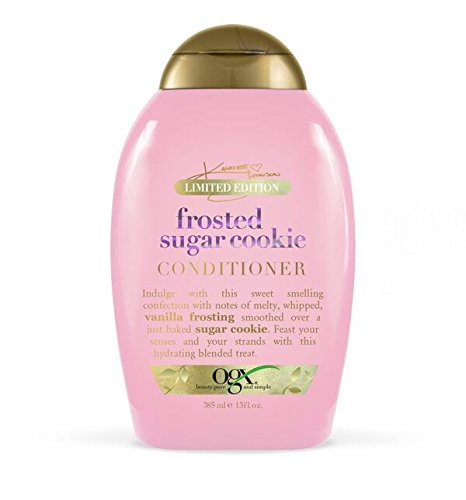 Price comparison product image OGX Limited Edition Frosted Sugar Cookie Conditioner,  13 Ounce
