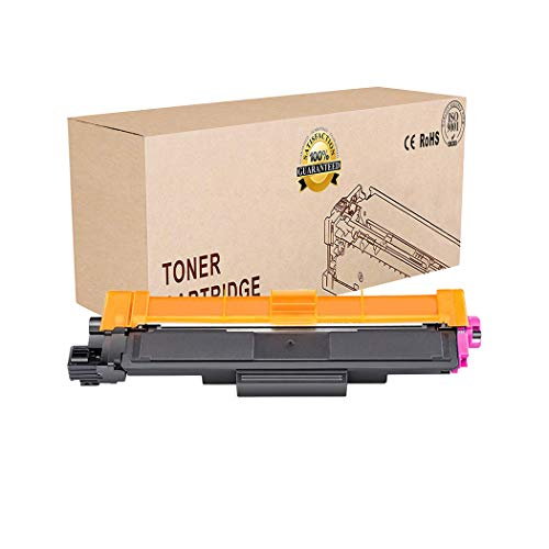 Compatibel Toner Cartridges Vervanging voor BROTHER TN247BK TN247C TN247M TN247Y TN243 Toner Cartridge voor BROTHER DCP-L3551CDW HL-L3270CDW MFC-L3750CDW L3770CDW Toner Magenta