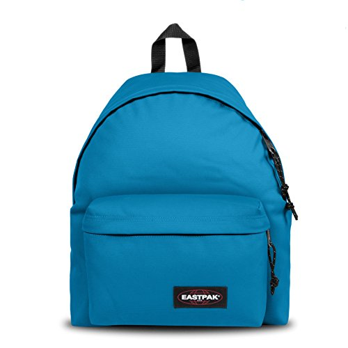Eastpak Padded Pak'R, Zaino Casual Unisex – Adulto, Blu (Tropic Blue), 24 liters, Taglia Unica (30 x 18 X 40 cm)