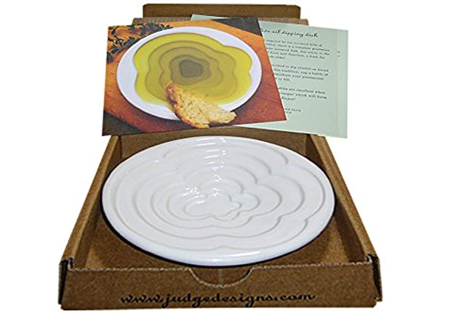 Olive Oil Dipping Dish Cloud, Made 100% in USA
