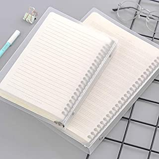 أجهزة الكمبيوتر المحمولة - ورق دفتر ملاحظات منقّط خط شبكة فارغ A5 B5 لوازم المكتب المدرسية دفتر ملاحظات مخططة مذكرات دفتر ...