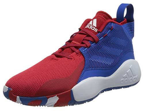 adidas D Rose 773 2020, Zapatillas de Baloncesto Unisex Adulto, Azul/FTWBLA/Escarl, 46 2/3 EU