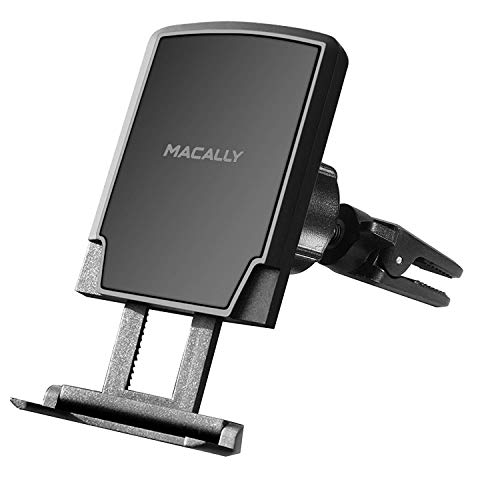 Macally Magnetic Phone Holder for Car Vent, [Universal Design] Car Magnetic...