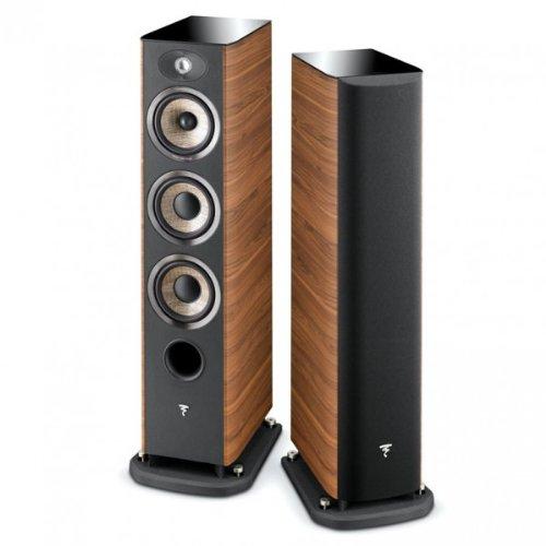 Focal ARIA926WN Lautsprecher für MP3 und Ipod, Nüsse &